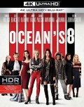 Ocean's Eight (Blu-Ray 4K UHD + Blu-Ray)