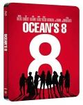 Ocean's Eight - Limited Steelbook (Blu-Ray)