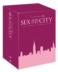 Sex and the City - Serie Completa (17 DVD)