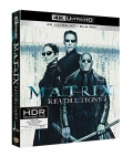 Matrix Revolutions (Blu-Ray 4K UHD + Blu-Ray)