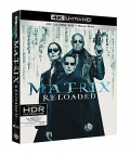 Matrix Reloaded (Blu-Ray 4K UHD + Blu-Ray)