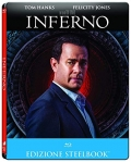 Inferno - Limited Steelbook (Blu-Ray)