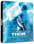 Thor Trilogy - Limited Steelbook (3 Blu-Ray Disc)