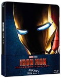 Iron Man Trilogy - Limited Steelbook (3 Blu-Ray Disc)