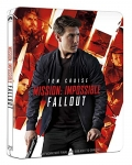 Mission: Impossible - Fallout - Limited Steelbook (Blu-Ray Disc)