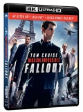 Mission: Impossible - Fallout (Blu-Ray 4K UHD + Blu-Ray Disc)