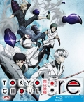 Tokyo Ghoul: Re - Stagione 3, Box Set, Vol. 1  - Limited Edition (3 Blu-Ray)