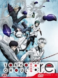Tokyo Ghoul: Re - Stagione 3, Box Set, Vol. 1 - Limited Edition (3 DVD)