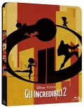 Gli Incredibili 2 (Blu-Ray Disc) (2 Dischi)