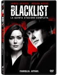 The Blacklist - Stagione 5 (5 DVD)