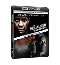 The Equalizer Collection (2 Blu-Ray 4K UHD + 2 Blu-Ray Disc)