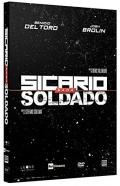 Cofanetto: Sicario + Soldado (2 DVD + Booklet)