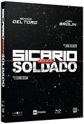 Cofanetto: Sicario + Soldado (2 Blu-Ray Disc + Booklet)
