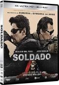 Soldado (Blu-Ray 4K UHD + Blu-Ray)