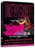 Revenge - Ultralimited Steelbook (Blu-Ray Disc + CD)