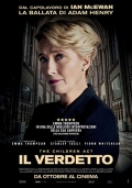 The Children Act - Il verdetto (Blu-Ray)