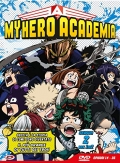 My Hero Academia - Stagione 2, Box Set, Vol. 1 - Limited Edition (3 DVD)