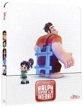 Ralph Spacca Internet - Limited Steelbook (Blu-Ray Disc)