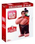 Cofanetto: Ralph Spaccatutto + Ralph Spacca Internet (2 Blu-Ray Disc)