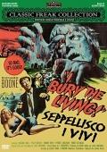 I bury the living! - Seppellisco i vivi
