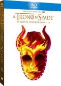 Il trono di spade - Stagione 5 - Robert Ball Edition (4 Blu-Ray)