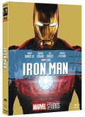 Iron Man - Edizione Marvel Studios 10° Anniversario (Blu-Ray)