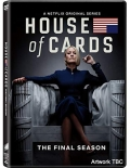 House of cards - Stagione 6 (3 DVD)