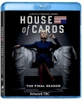 House of cards - Stagione 6 (3 Blu-Ray)