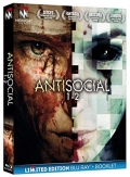 Antisocial 1-2 - Limited Edition (2 Blu-Ray + Booklet)