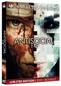 Antisocial 1-2 - Limited Edition (2 DVD + Booklet)
