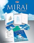 Mirai - Limited Edition (Digipack) (2 Blu-Ray Disc + DVD + 2 Booklet + Card + Poster)