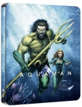 Aquaman - Limited Steelbook (Blu-Ray Disc)