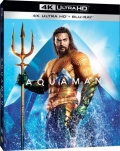 Aquaman (Blu-Ray 4K UHD + Blu-Ray Disc)