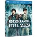 Sherlock Holmes - Steelbook Limited Edition (Blu-Ray + DVD)