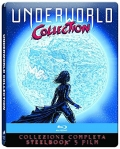 Underworld - The Complete Collection - Limited Steelbook (5 Blu-Ray)