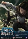 L'attacco dei giganti - Stagione 3, Vol. 1 - Limited Edition (3 Blu-Ray)