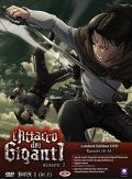 L'attacco dei giganti - Stagione 3, Vol. 1 - Limited Edition (3 DVD)