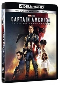 Captain America: Il primo Vendicatore (Blu-Ray 4K UHD + Blu-Ray)