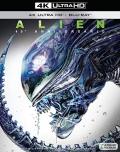 Alien (Blu-Ray 4K UHD + Blu-Ray Disc)