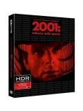 2001 odissea nello spazio (Blu-Ray 4K UHD + 2 Blu-Ray Disc)