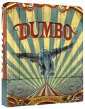 Dumbo - Limited Steelbook (Blu-Ray Disc)