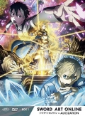 Sword Art Online III Alicization - Limited Edition Box Set, Vol. 1 (3 DVD)