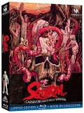 I carnivori venuti dalla savana - Squirm - Limited Edition (2 Blu-Ray Disc + Booklet)