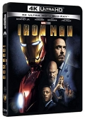 Iron Man (Blu-Ray 4K UHD + Blu-Ray)