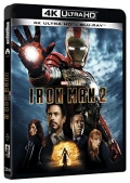 Iron Man 2 (Blu-Ray 4K UHD + Blu-Ray Disc)