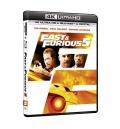 Fast and Furious 5 (Blu-Ray 4K UHD + Blu-Ray)