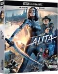 Alita - Angelo della battaglia (Blu-Ray 4K UHD + Blu-Ray)