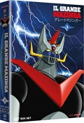 Il grande Mazinga, Vol. 1 (7 DVD)