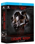 Escape Room Trilogy (3 Blu-Ray)