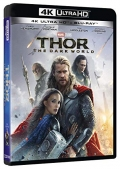 Thor - The dark world (Blu-Ray 4K UHD + Blu-Ray)